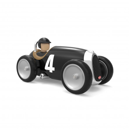 Racing Car Black