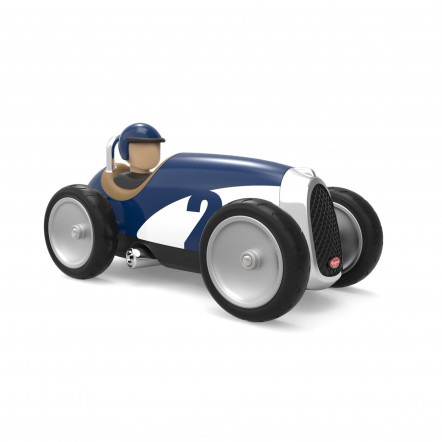 Racing Car Blue