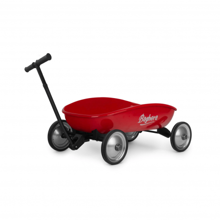 Large Red Wagon