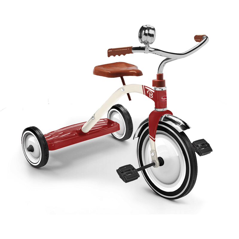 Shop Vintage Red Tricycle | Ride ons