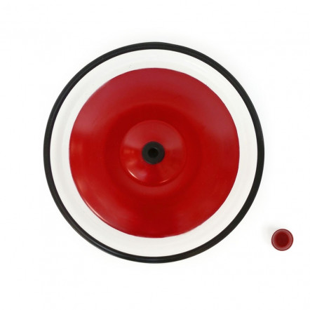 Red front wheel (20 cm)