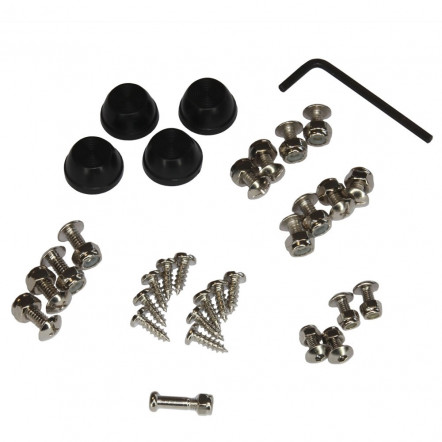 Set of screws. Speedster Plane