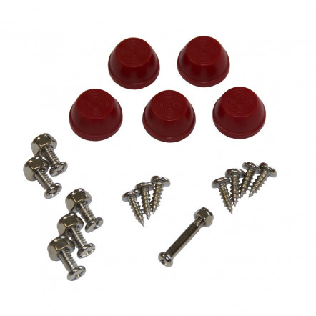 Set of screws. Speedster Firetruck