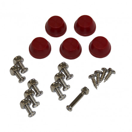 Set of screws. Racer