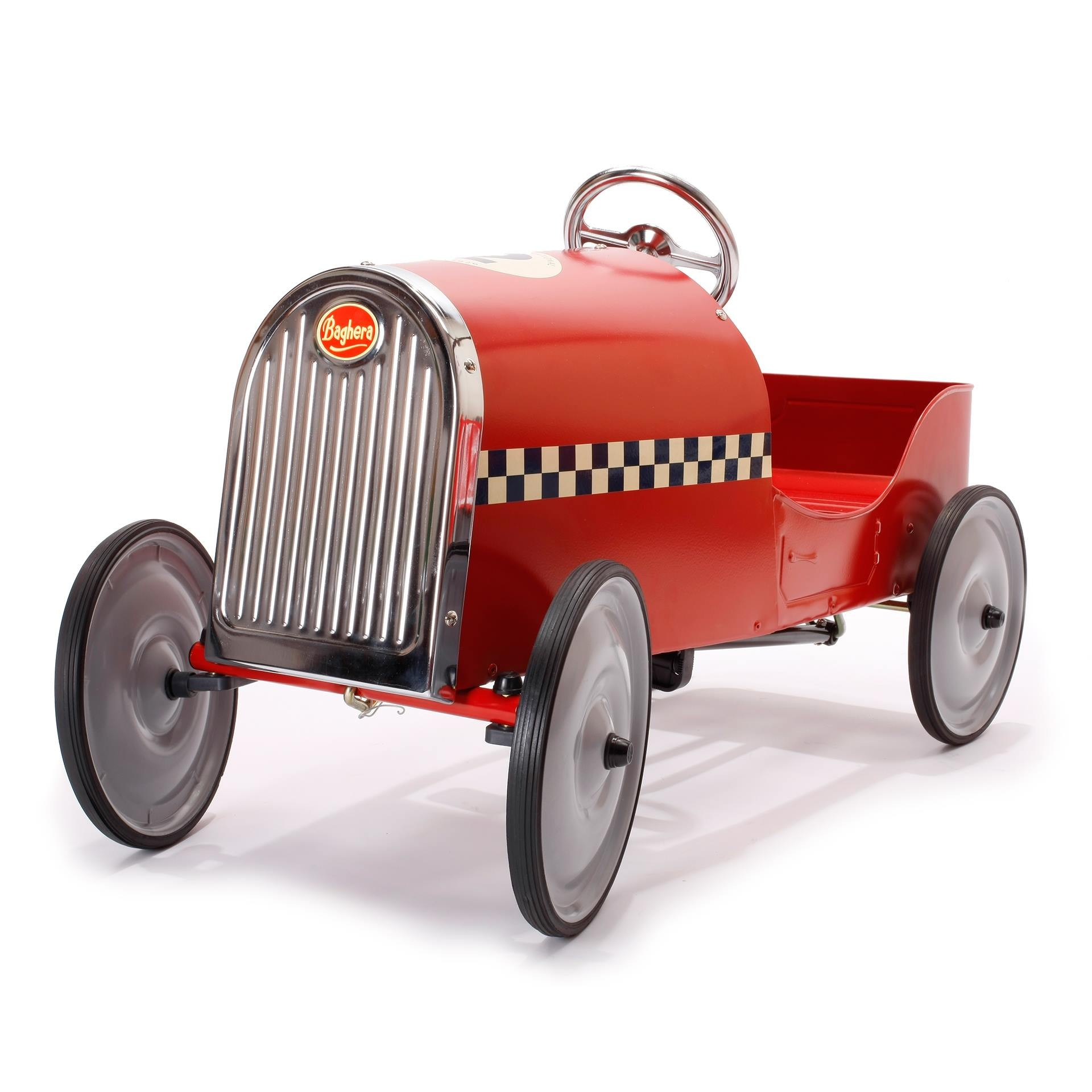 legend red pedal cars