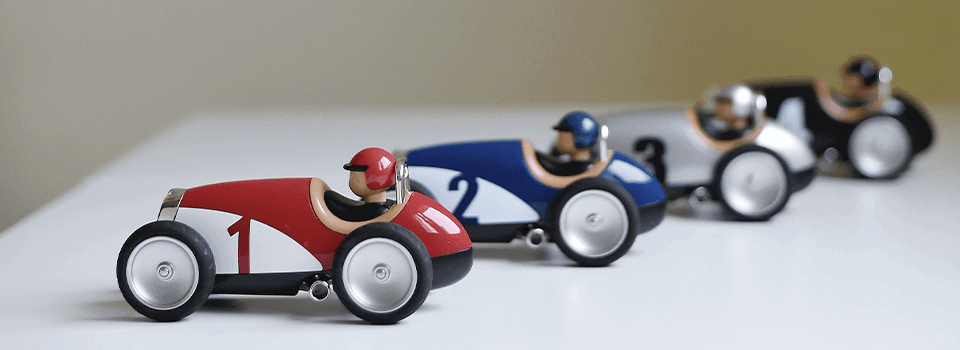 Baghera small cars and airplanes for children from one year old
